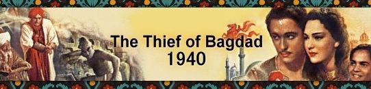バグダッドの盗賊 The Thief of Bagdad