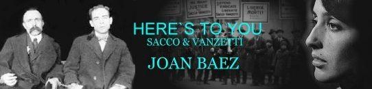 勝利への讃歌:ジョーン・バエズ&エンニオ・モリコーネ「Here's To You」 (Ennio Morricone & Joan Baez)